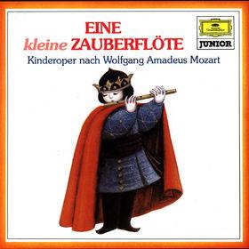 Klassik für Kinder - Komponisten von A-Z, Eine Kleine Zauberflote, 00028943150620
