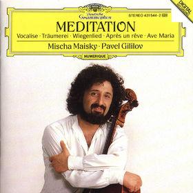 Franz Schubert, Mischa Maisky - Meditation, 00028943154420