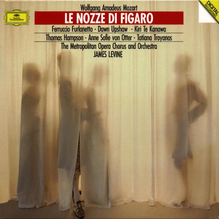 Le Nozze di Figaro 0028943161923
