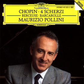 Frédéric Chopin, Barcarolle, Berceuse, 4 Scherzi, 00028943162326