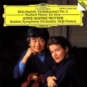 Seiji Ozawa, Violinkonzerte, 00028943162623