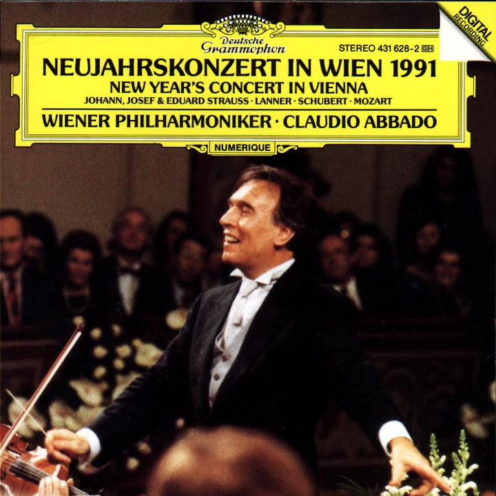 Neujahrskonzert in Wien 1991 0028943162821