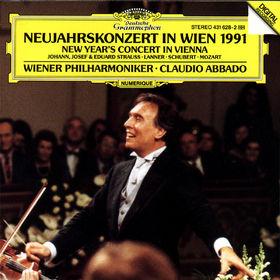 Claudio Abbado, Neujahrskonzert in Wien 1991, 00028943162821