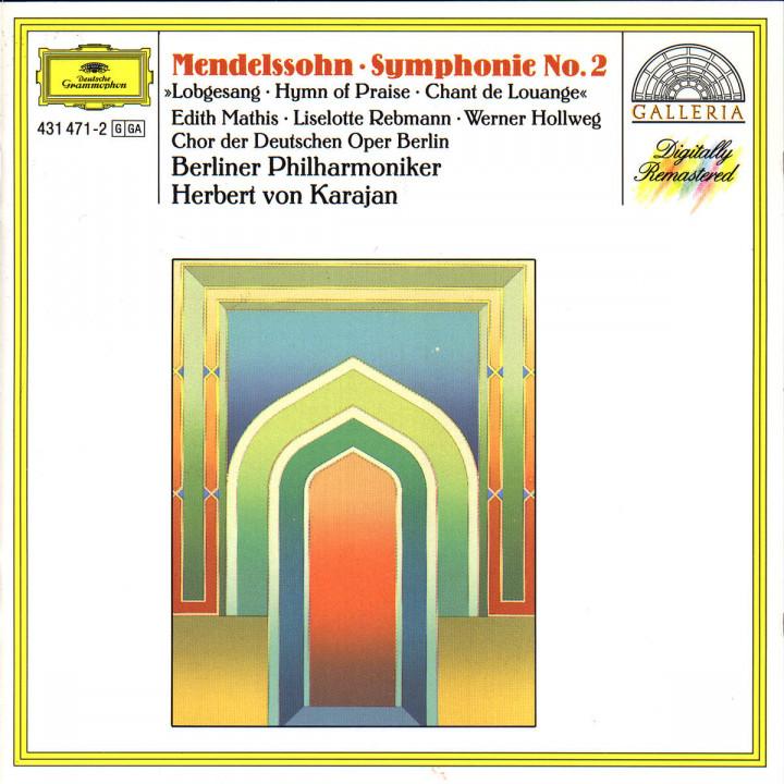 "Mendelssohn: Symphony No.2 ""Lobgesang"" 0028943147129"