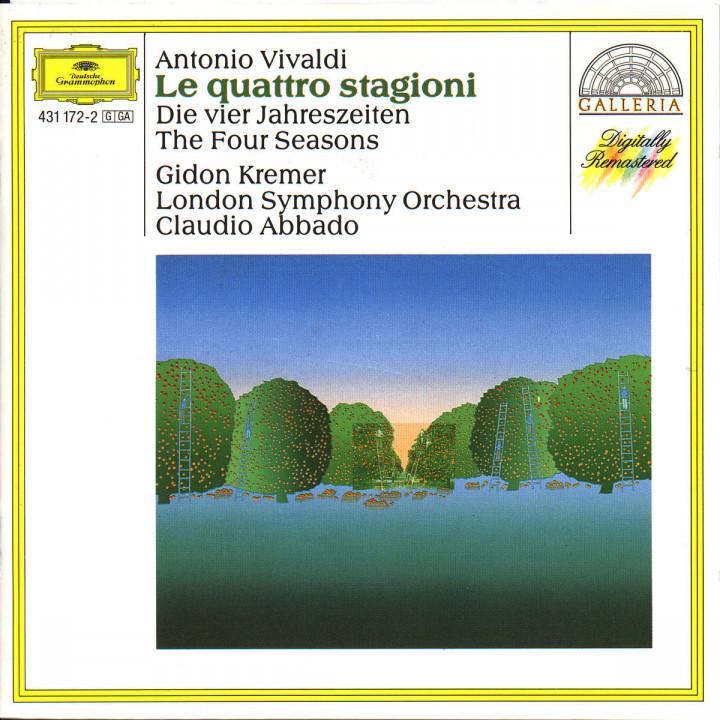 Vivaldi: Le quattro stagioni 0028943117223