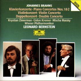 Johannes Brahms, Die Konzerte, 00028943120722
