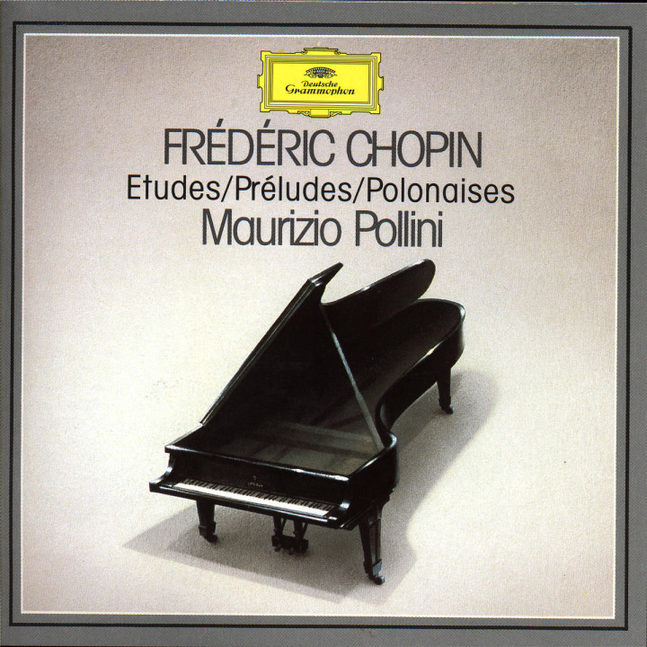 Chopin: Etudes; Préludes; Polonaises 0028943122128