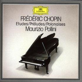 Frédéric Chopin, Chopin: Etudes, Préludes, Polonaises, 00028943122122