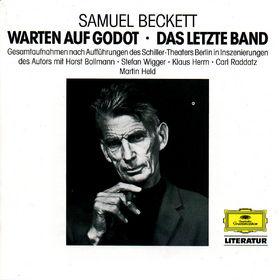 Samuel Beckett, Warten Auf Godot / Das Letzte Band - S. Beckett, 00028943106221