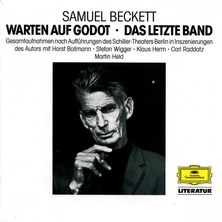 Warten Auf Godot / Das Letzte Band - S. Beckett 0028943106229