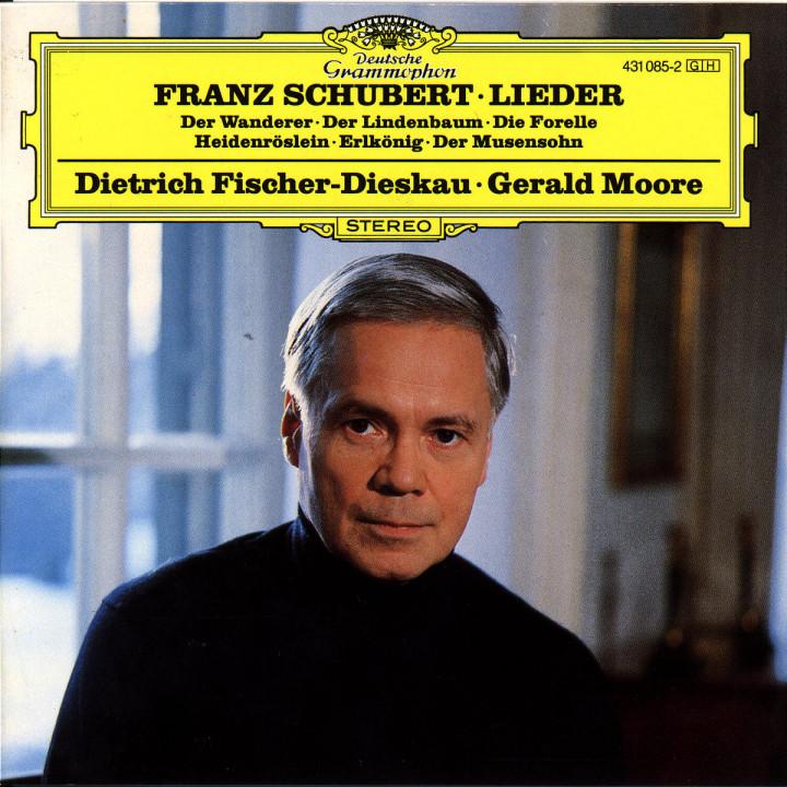 Schubert: Lieder 0028943108520
