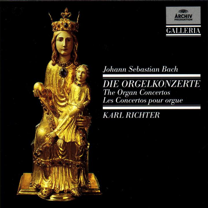 Die Orgelkonzerte 0028943111928