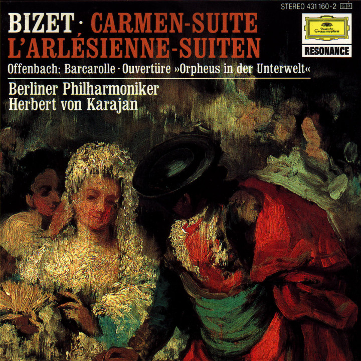 L'Arlésienne-Suite; Carmen Suite 0028943116026