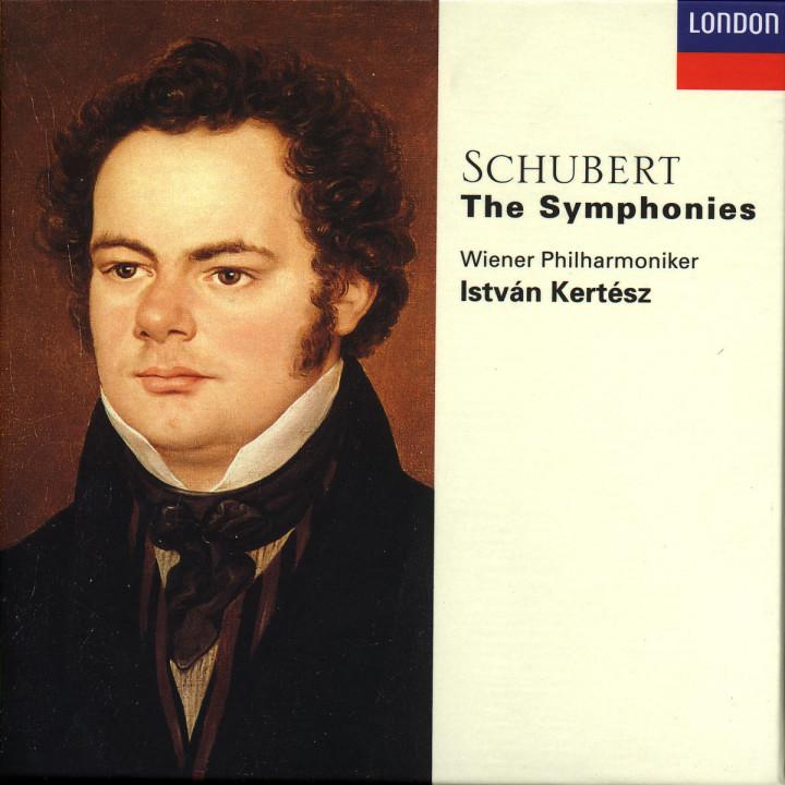 Schubert: The Symphonies 0028943077323