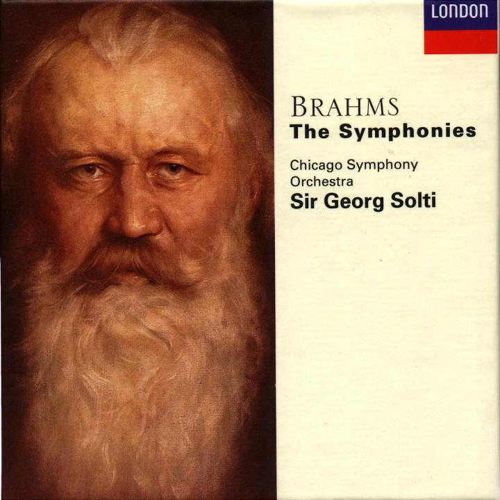 Brahms: The Symphonies 0028943079923
