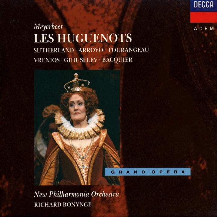 Meyerbeer: Les Huguenots 0028943054922