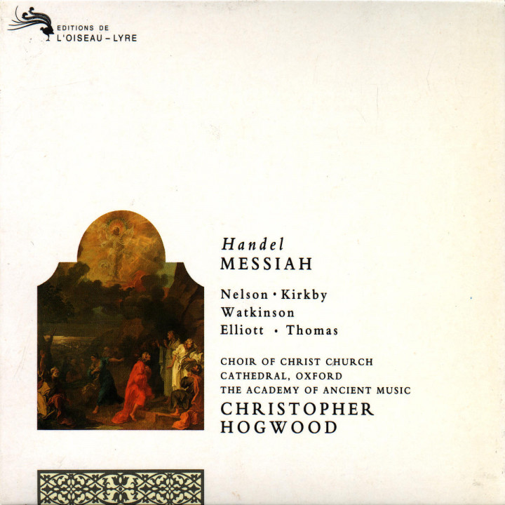 Händel: Messiah 0028943048820