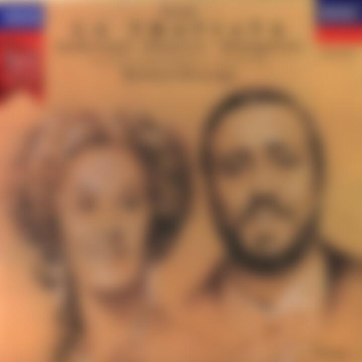 Verdi: La Traviata 0028943049120