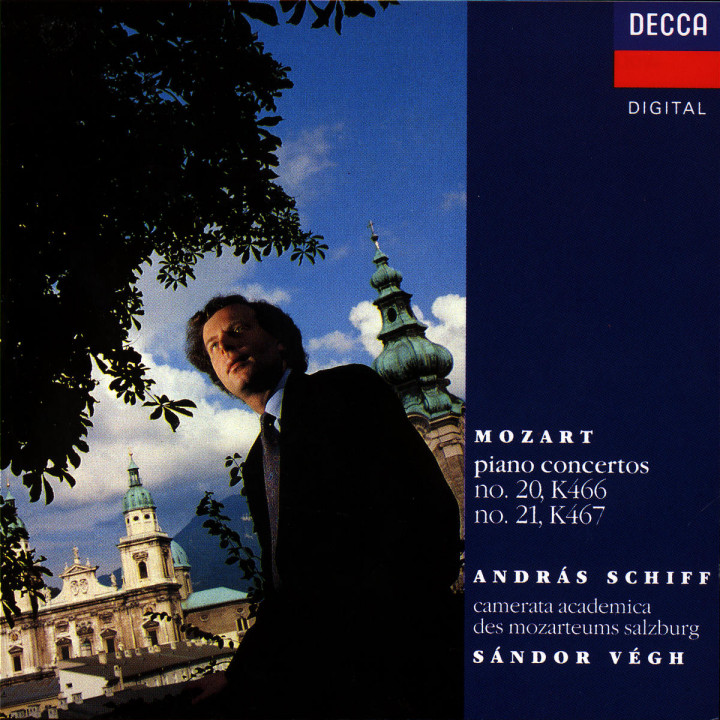 Mozart: Piano Concertos Nos.21 & 20 0028943051022