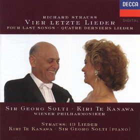 Kiri Te Kanawa, Strauss, R.: Vier letzte Lieder, Die Nacht, Allerseelen etc., 00028943051125