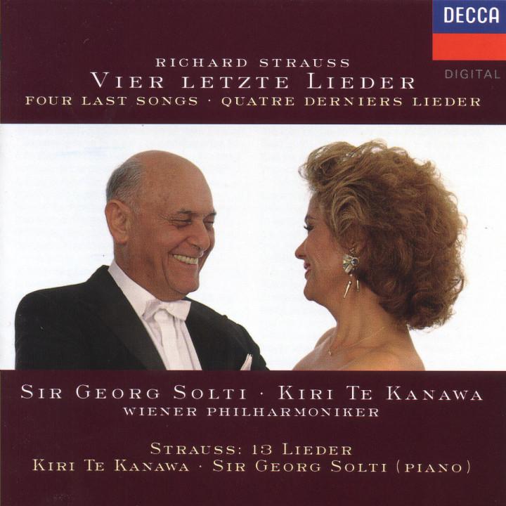 Strauss, R.: Vier letzte Lieder; Die Nacht; Allerseelen etc. 0028943051125