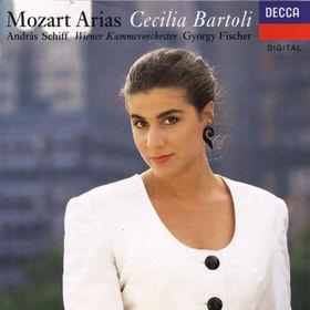 András Schiff, Cecilia Bartoli - Mozart Arias, 00028943051323