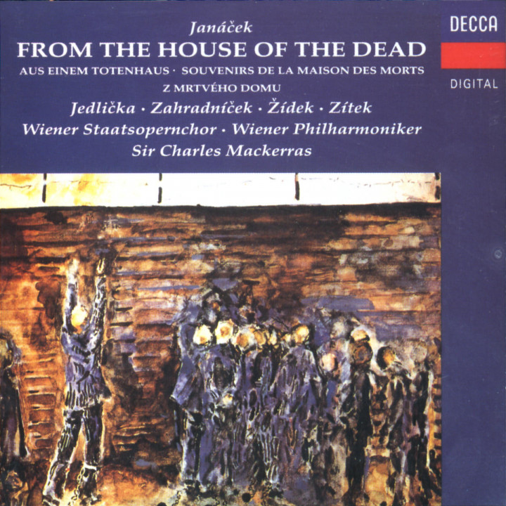 Janácek: From the House of the Dead; Mládi; Ríkadla 0028943037527