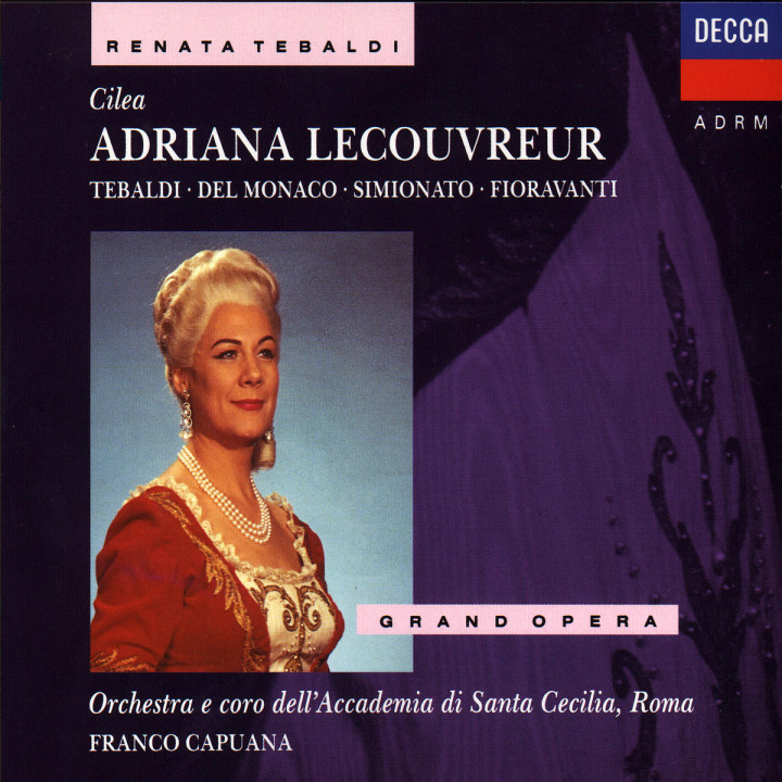 Adriana Lecouvreur 0028943025625
