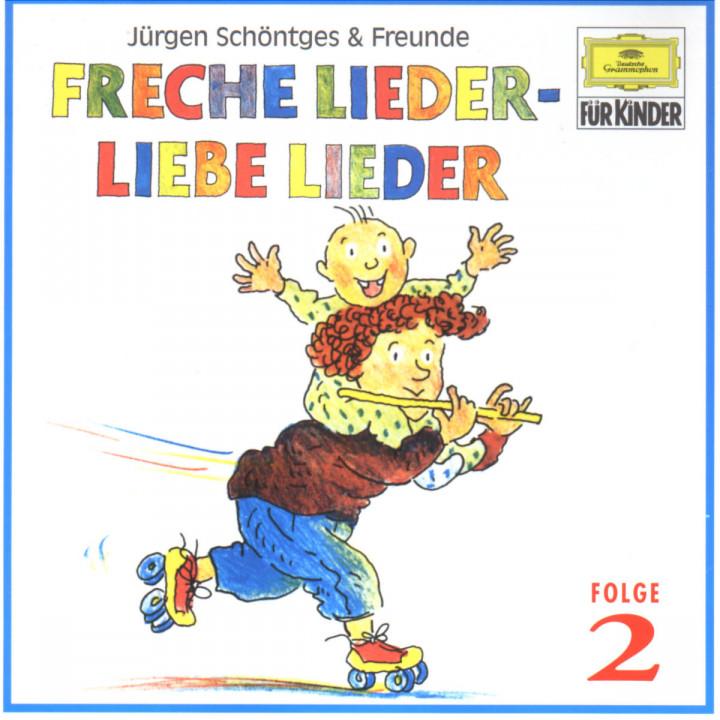 Freche Lieder - Liebe Lieder (Vol. 2) 0028942996324