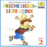 DG für Kinder, Freche Lieder - Liebe Lieder (Vol. 2), 00028942996328