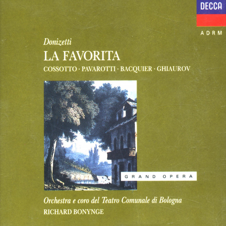 Donizetti: La Favorita 0028943003823