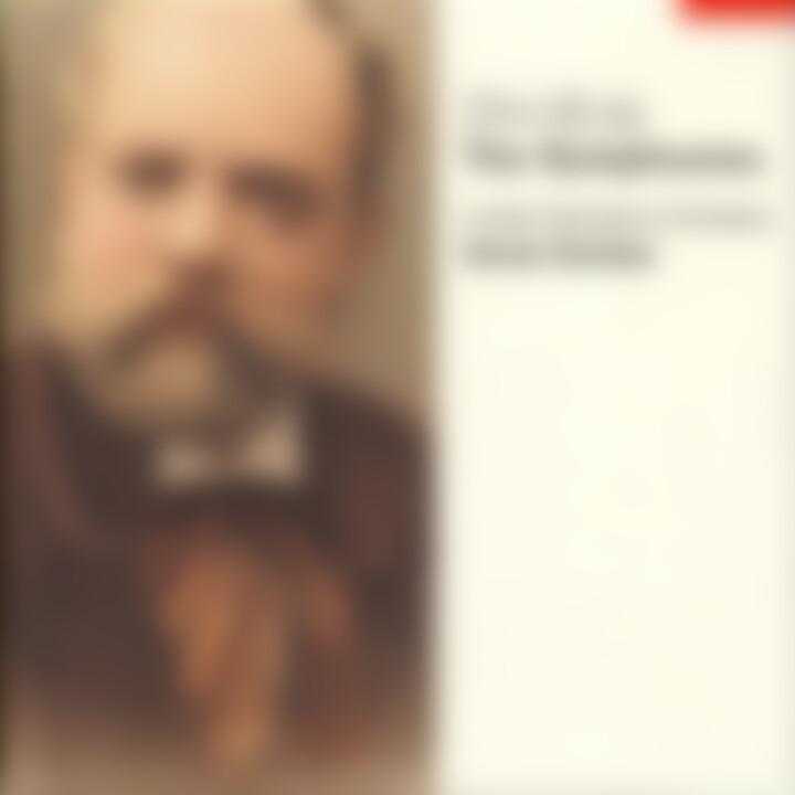 Dvorák: The Symphonies/Overtures 0028943004628