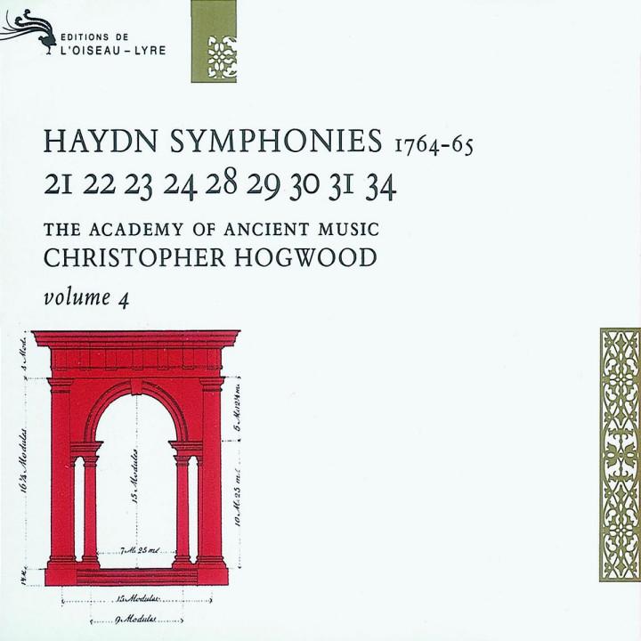 Haydn: Symphonies Vol.4 0028943008220