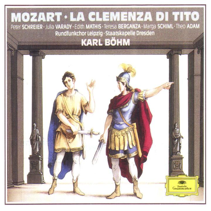 Mozart: La Clemenza di Tito 0028942987827