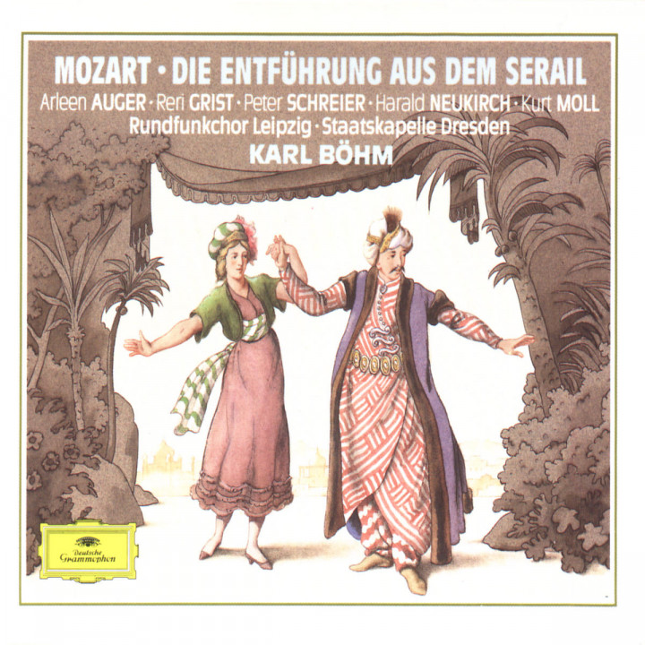 Mozart, W.A.: The Abduction from the Seraglio 0028942986826