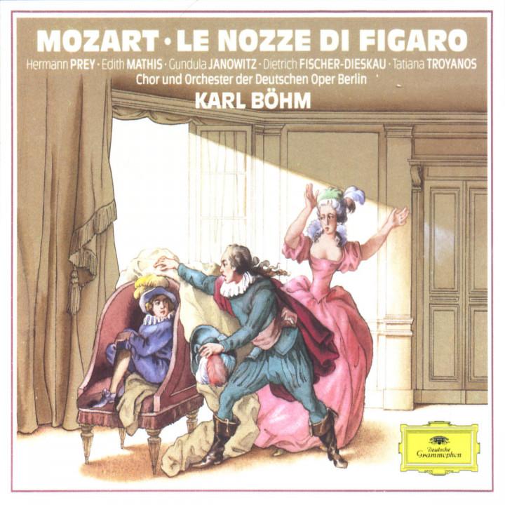 Mozart: Le nozze di Figaro 0028942986929