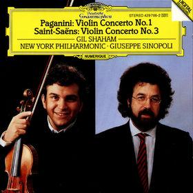 Camille Saint-Saëns, Violinkonzerte, 00028942978621