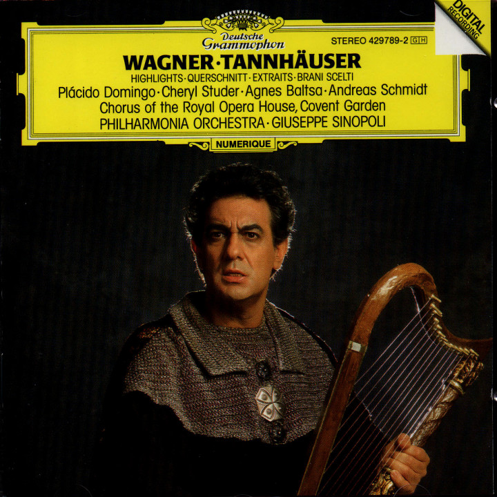 Wagner: Tannhäuser - Highlights 0028942978928