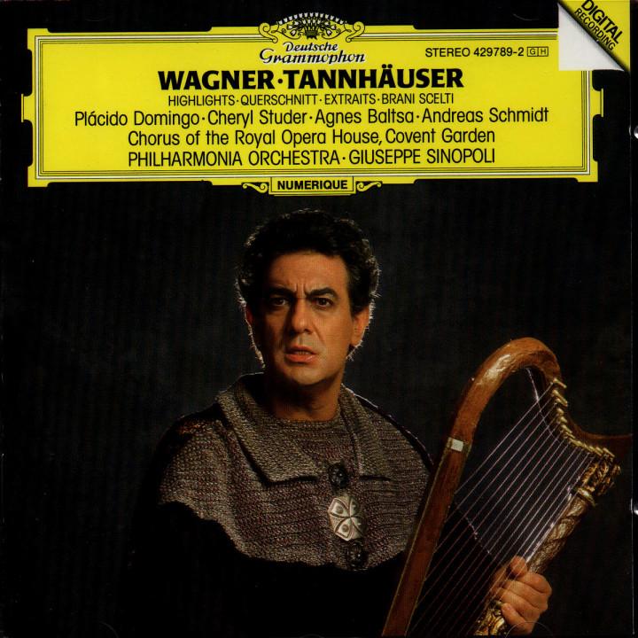 Wagner: Tannhäuser - Highlights 0028942978928
