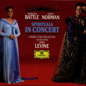 Jessye Norman, Spirituals In Concert, 00028942979024