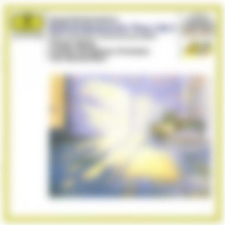 Rachmaninov: Piano Concertos Nos.1 & 3 0028942971529