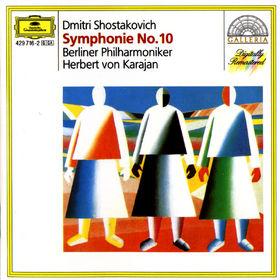 Dmitri Shostakovich, Shostakovich: Symphony No.10, 00028942971622