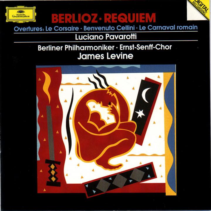 Requiem; 3 Ouvertüren 0028942972427