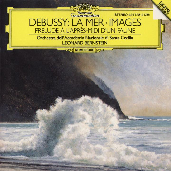 Debussy: La Mer; Images; Prélude à l'après-midi d'un faune 0028942972829