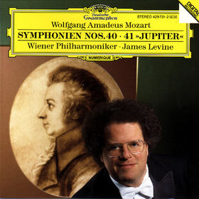 Wolfgang Amadeus Mozart, Sinfonien Nr. 40 g-moll KV 550&Nr. 41 C-dur KV 551 Jupiter, 00028942973121
