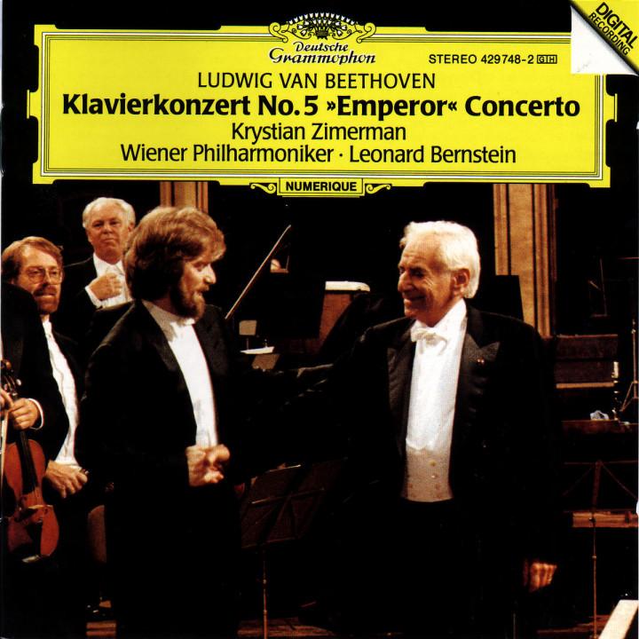 Klavierkonzert Nr. 5 Es-dur op. 73 0028942974821