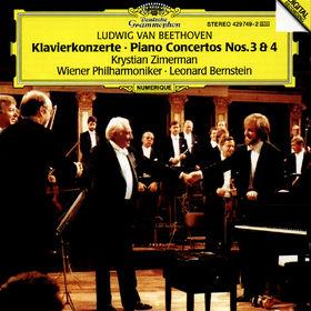 Ludwig van Beethoven, Klavierkonzerte Nr. 3 c-moll op. 37 & Nr. 4 G-dur op. 58, 00028942974920