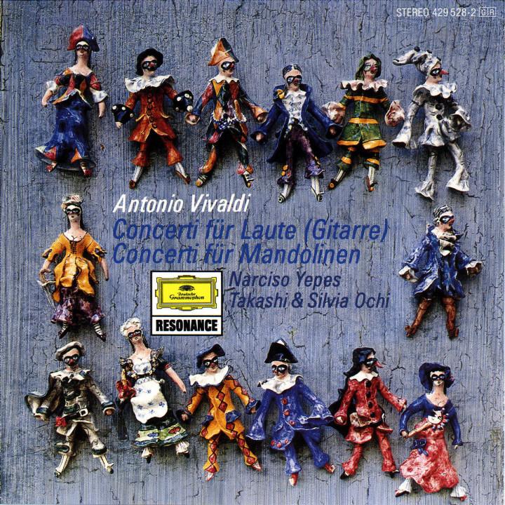 Concerti für Laute (Gitarre); Concerti für Mandolinen 0028942952823