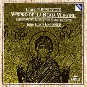 Claudio Monteverdi, Vespro della Beata Vergine, 00028942956520