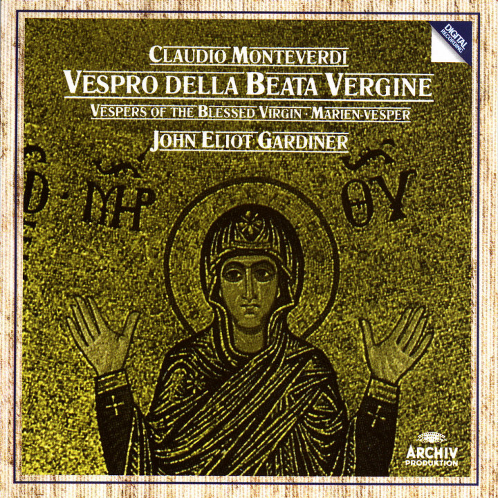 Monteverdi: Vespers of the Blessed Virgin 0028942956528